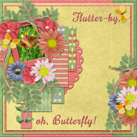 Flutterfly by ... oh, Butterfly! (WD)