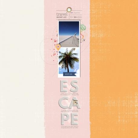 Escape x