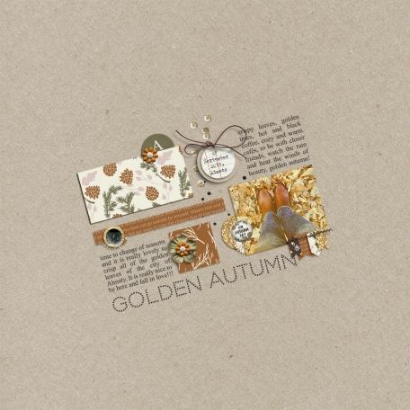 golden autumn*