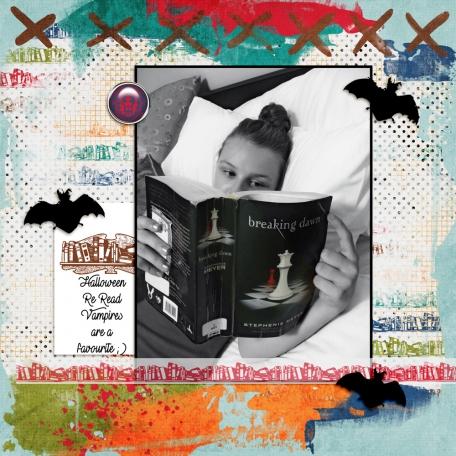 Vampire Reading