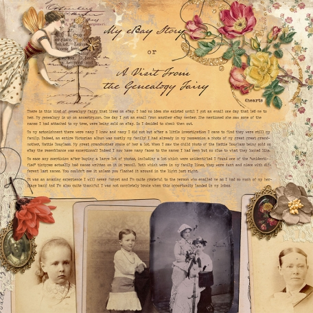 A Visit from the Genealogy Fairy