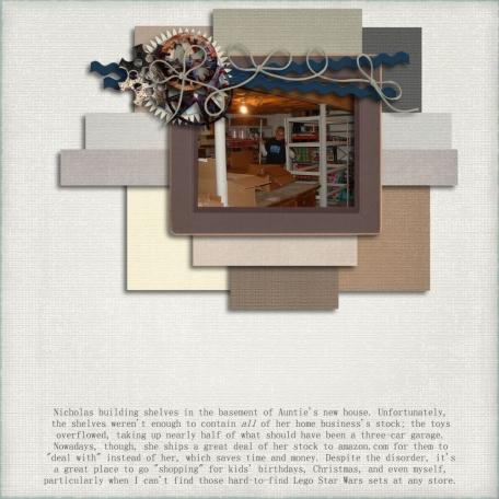 Shelf-Building
