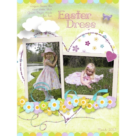 New Easter Dress