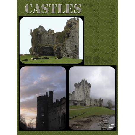 Ireland, castles