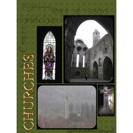 Ireland, churches