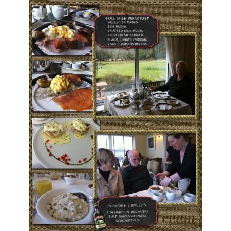 Ireland, Breakfast