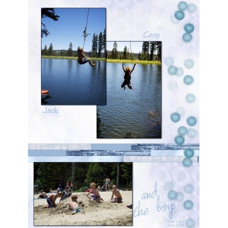 Sunday at the Lake 1