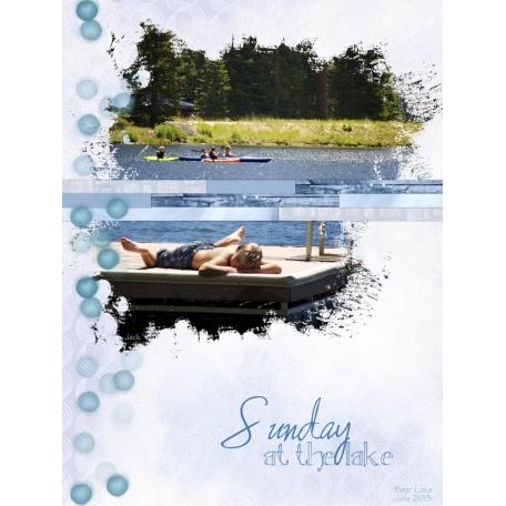 Sunday at the lake 2