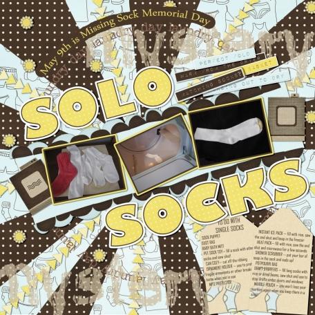 Solo Socks