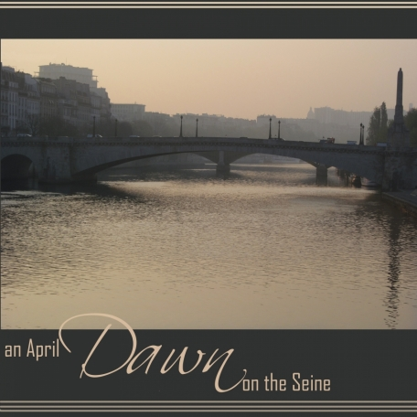Dawn on the Seine
