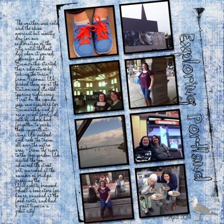Exploring Portland