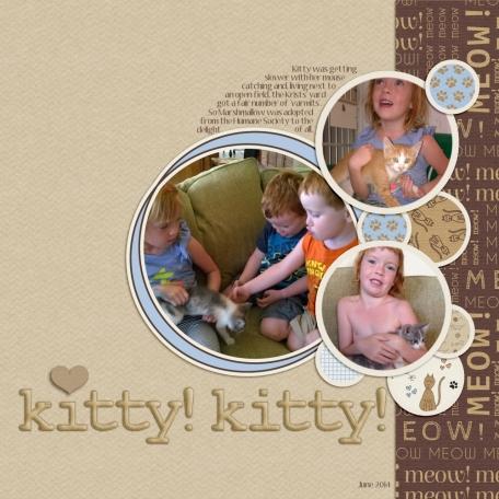 Kitty, Kitty