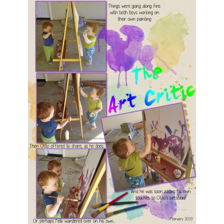 The Art Critic