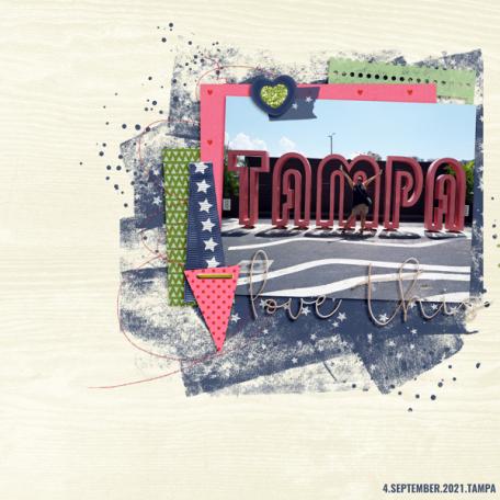 Sept 2021 - Blog Train - Tampa