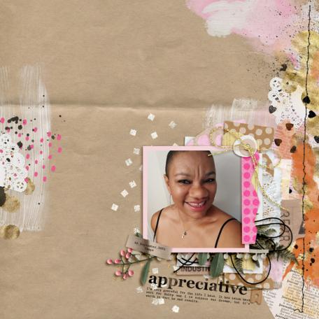 Marisa Lerin - October 2021 - Collage - Appreciative