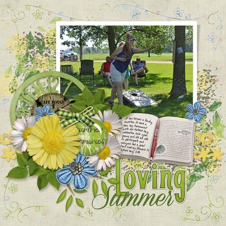 Loving Summer