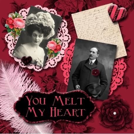 Valentine's Day page
