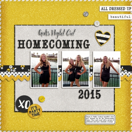 Homecoming 2015 #1