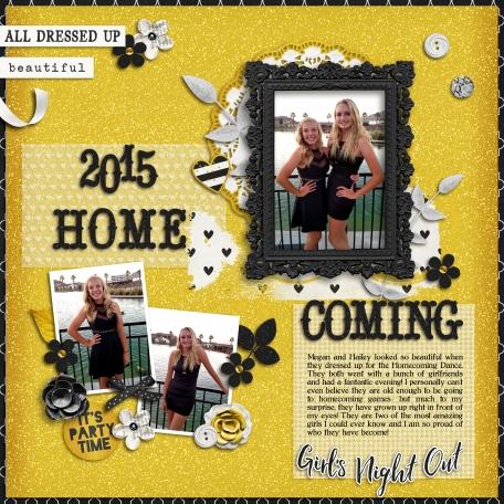 Homecoming 2015 #2