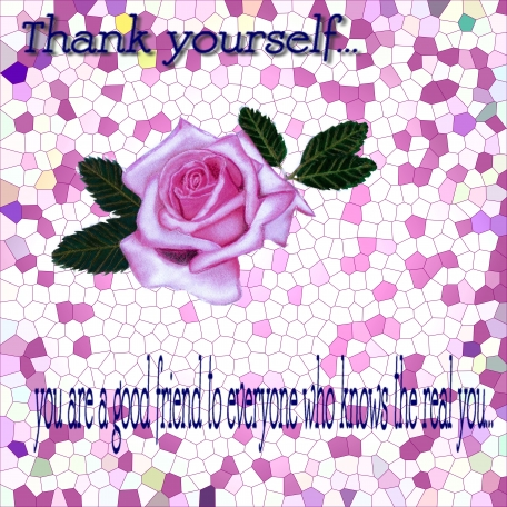 Thank Yourself