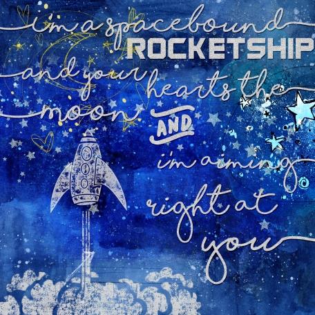 SpaceBound RocketShip