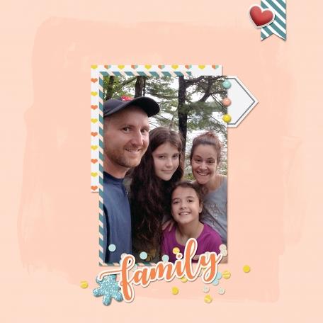 My Family - July 2017