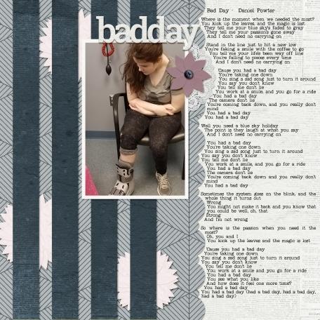Bad Day - Broken Foot