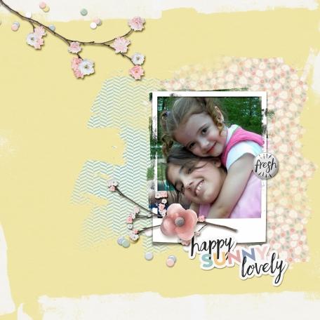 Happy Sunny Lovely