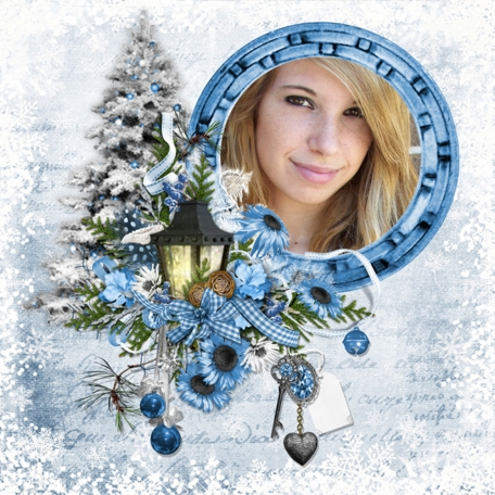 Country Christmas Cutie page 1