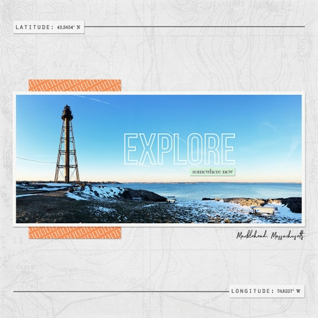 Explore Marblehead Lighthouse- January 2018