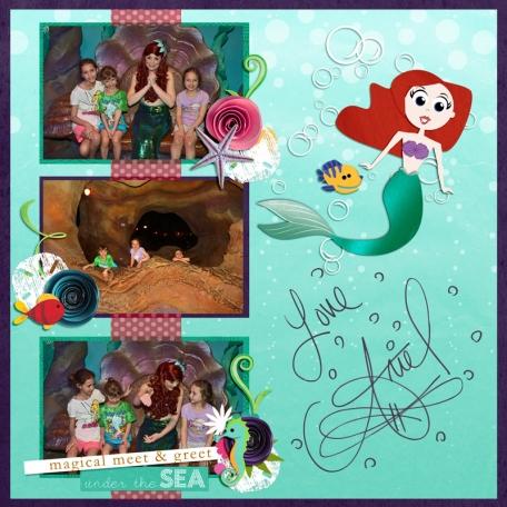 Ariel Meet and Greet!