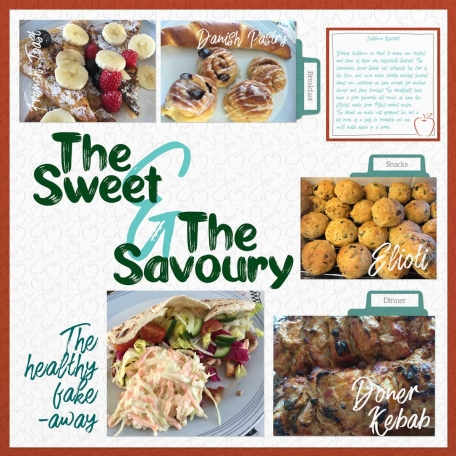 The Sweet & The Savoury