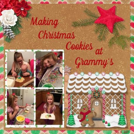 Grammy's Cookies