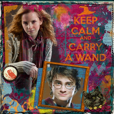 Carry A Wand!