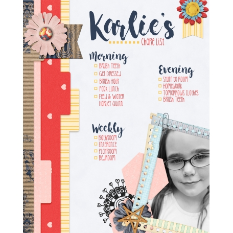 Karlie's Chores