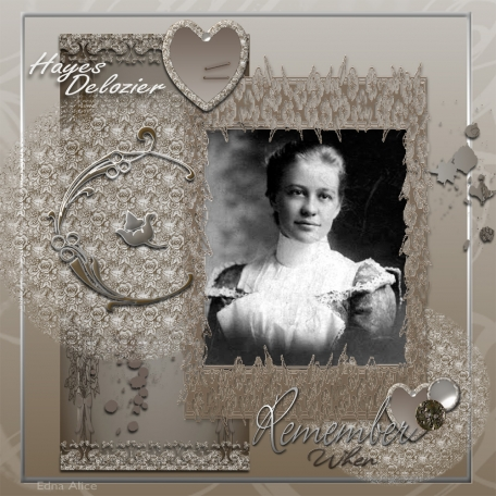 Hayes ~ A Vintage Grandmother