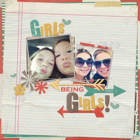 Girls Bein' Girls...
