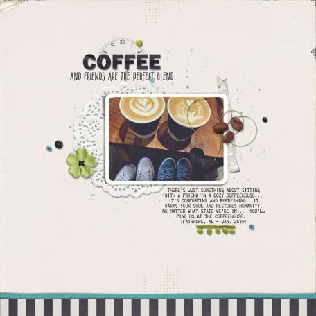 Friends & Coffee | Jan 2019