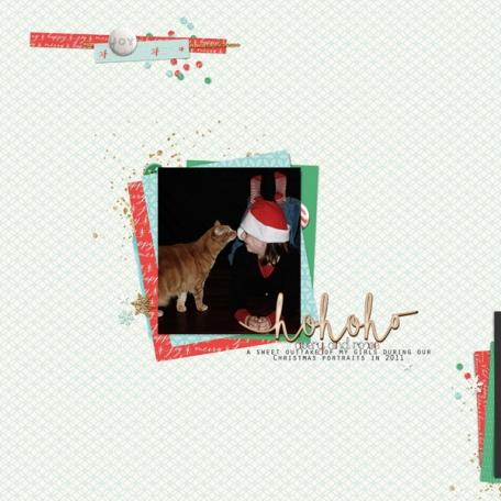 Christmas Portraits Outtake (1)