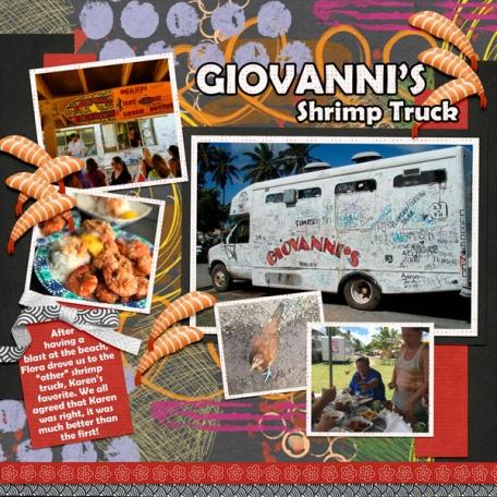 2017 Shrimp Truck