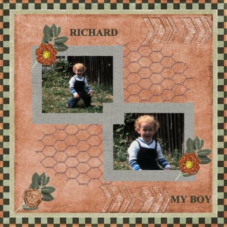 Richard My Boy