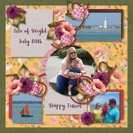 Happy Times on the Isle of Wight
