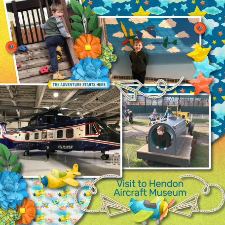 A visit to Hendon Aircraft Museum