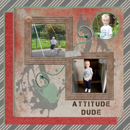 Attitude Dude