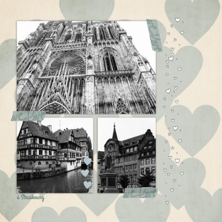 In Strasbourg