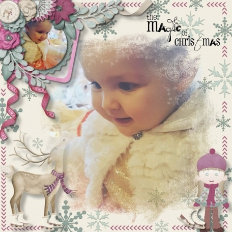 Magical Christmas for Maya 2016