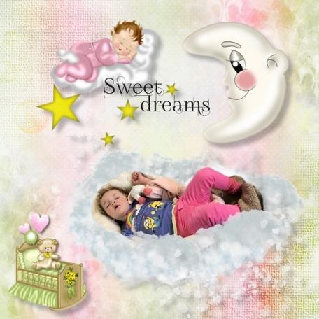 Sweet Dreams Aliya