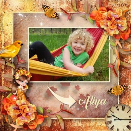 Autumn Air Aliya