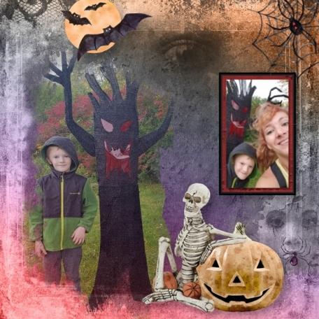Mischief and Mayhem Brennon & Mom