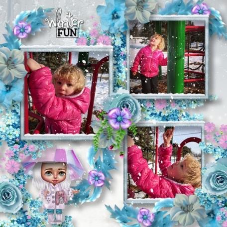 Winter Rain Aliya
